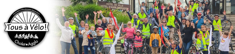 Tous à Vélo - Cholet Agglo